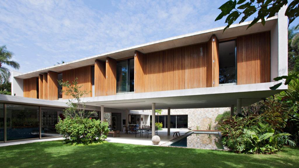Pilotis House