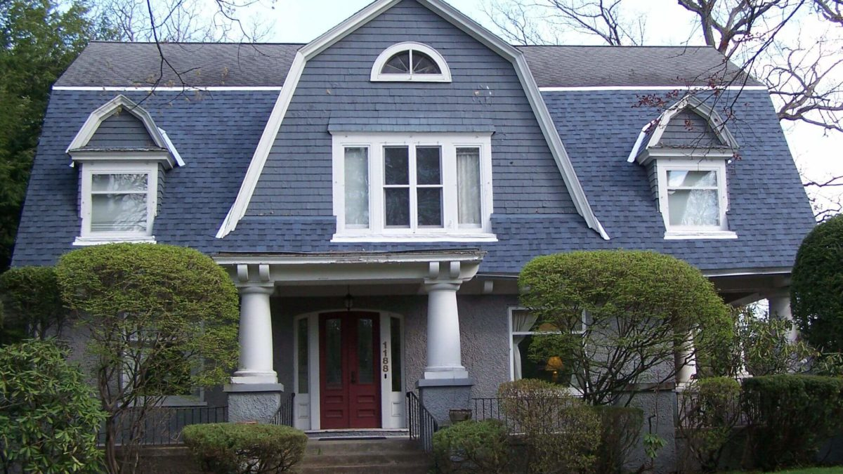 All You Need To Know About The Beautiful Dutch Colonial House