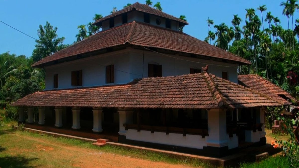 The Old Traditional Architecture Of Kerala: The Vernacular Architecture