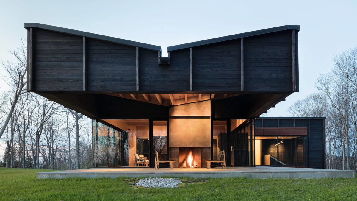 Some Of The Beautiful Contemporary Houses That Represent Art