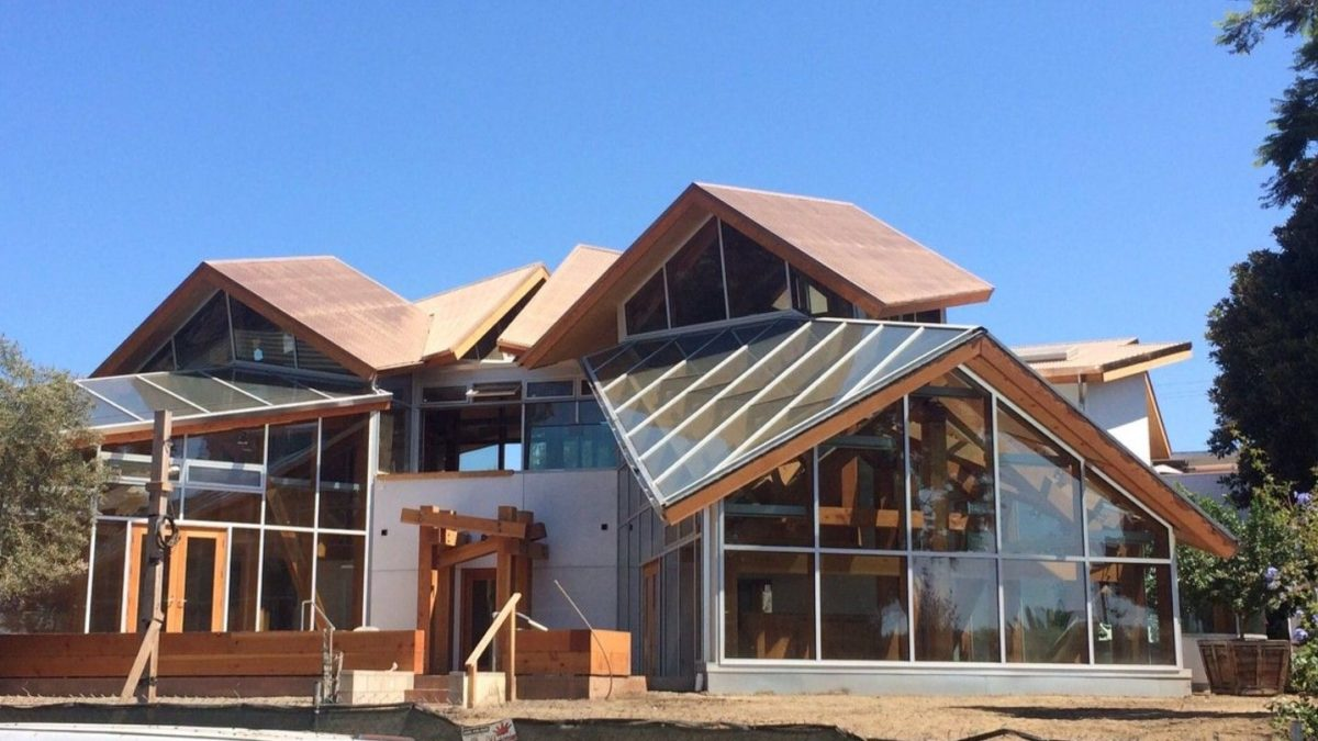 Gehry Residence: Incredible Example Of Contemporary House Design
