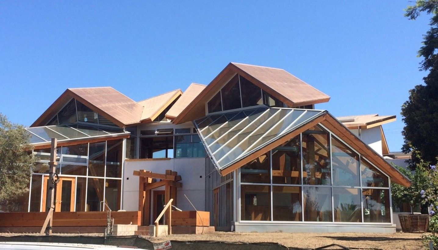 Gehry Residence History