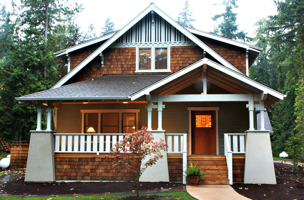Know About The Home With Quality Of Both Bungalow And Craftsman