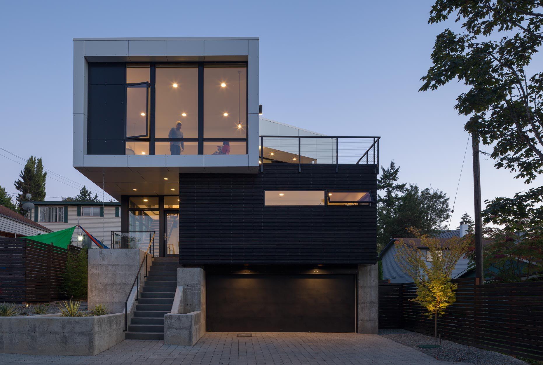 Madrona Modern house