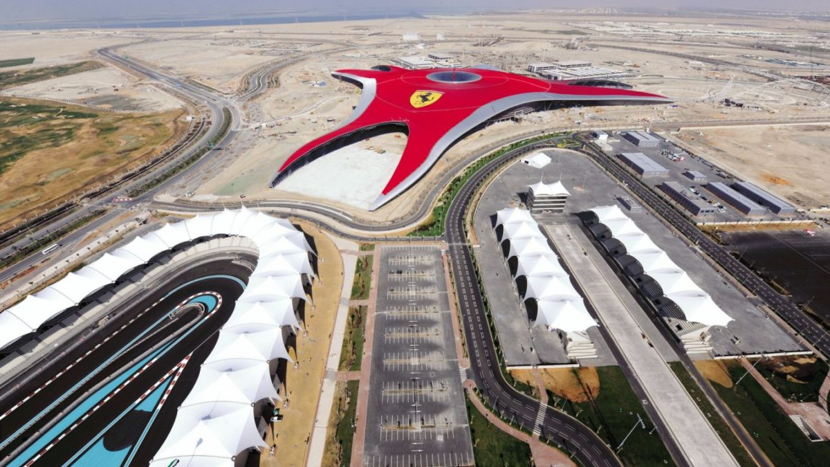Ferrari World Abu Dhabi : A Thrilling Theme Park For Car Lovers
