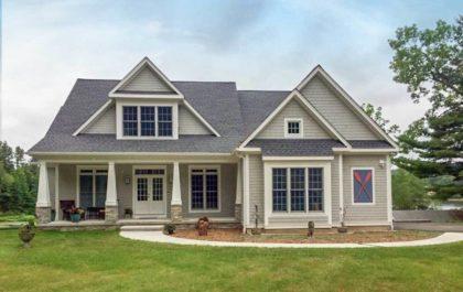 Simple Bungalow House Designs