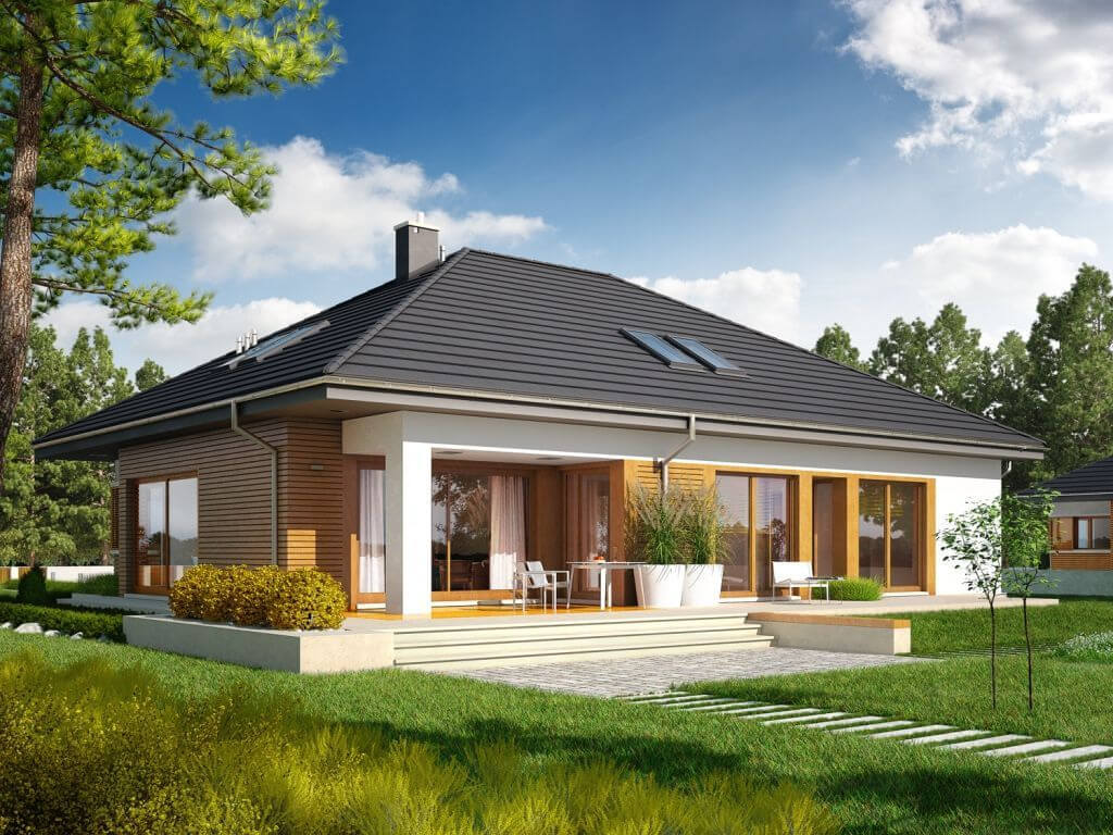 Simple Bungalow House Designs
