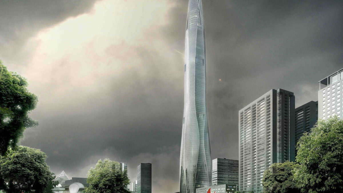 11 Magnificent Tallest Buildings Under Construction In The World