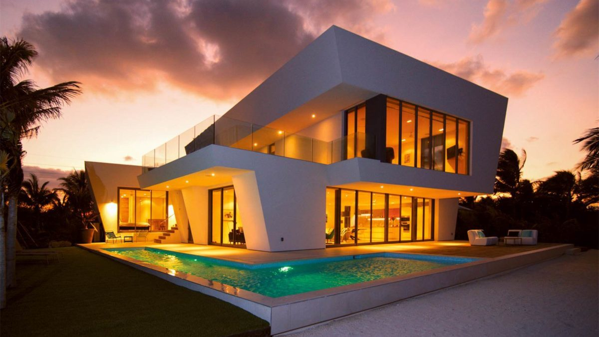 Ultra Modern Homes: Top 5 Luxurious Houses Around The Globe