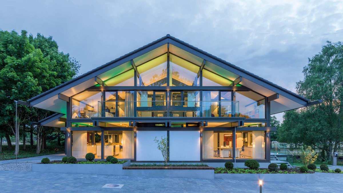 11+ Must See Glass House Architecture That Will Blow Your Mind