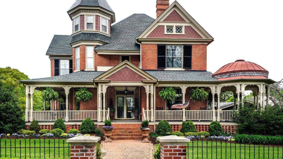 Modern Victorian House: A Detailed Information - archistyl