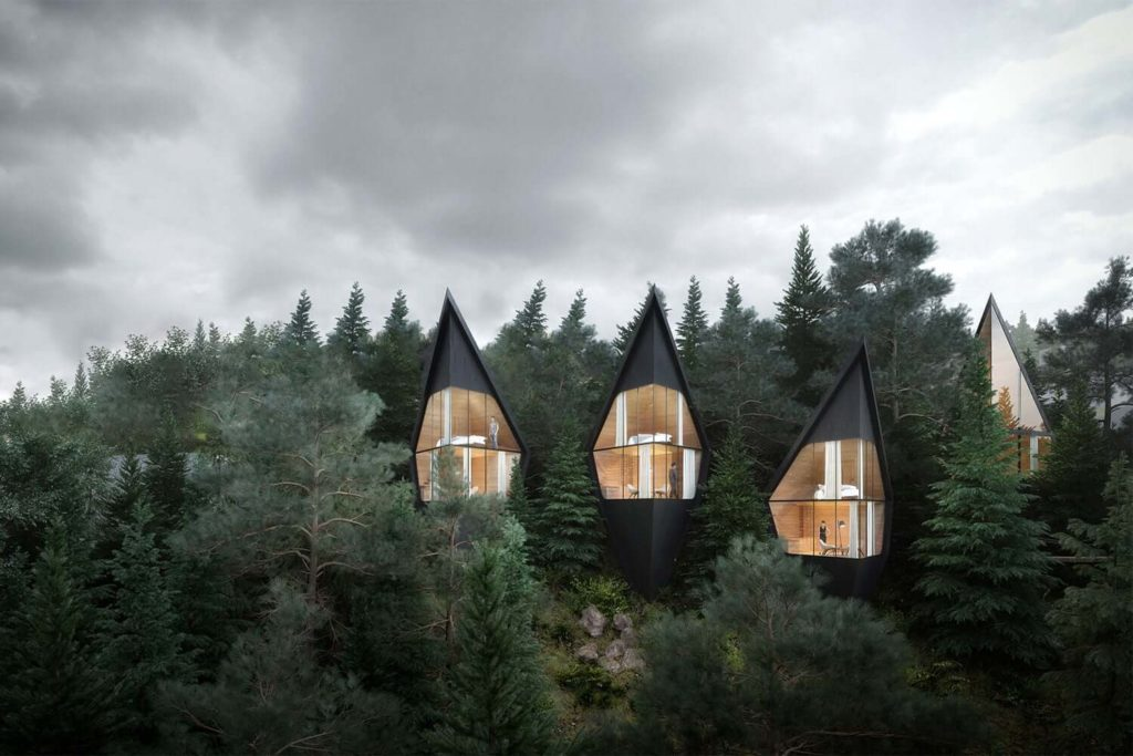 peter pichler tree houses