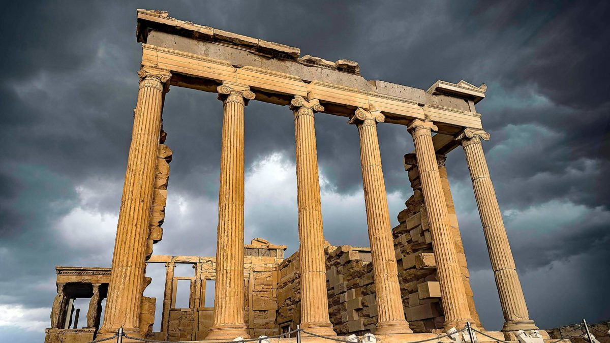 Ancient Greek Architecture: Get the Glimpse of Iconic