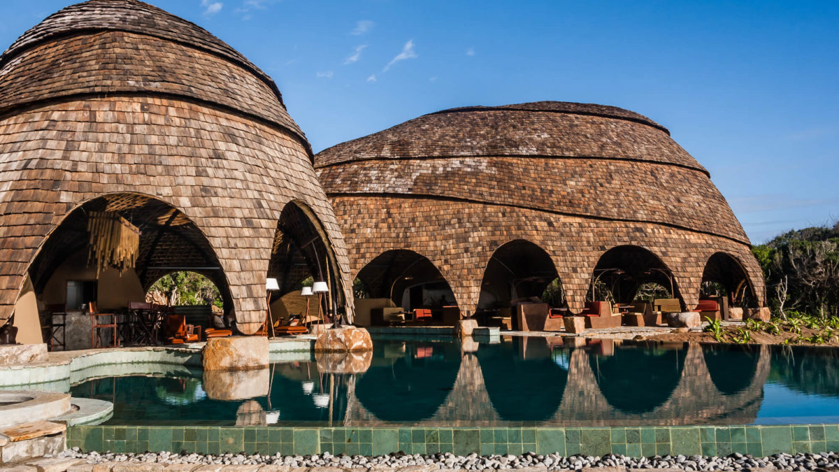Grand and Luxurious Wild Coast Lodge Resort in Yala, Srilanka