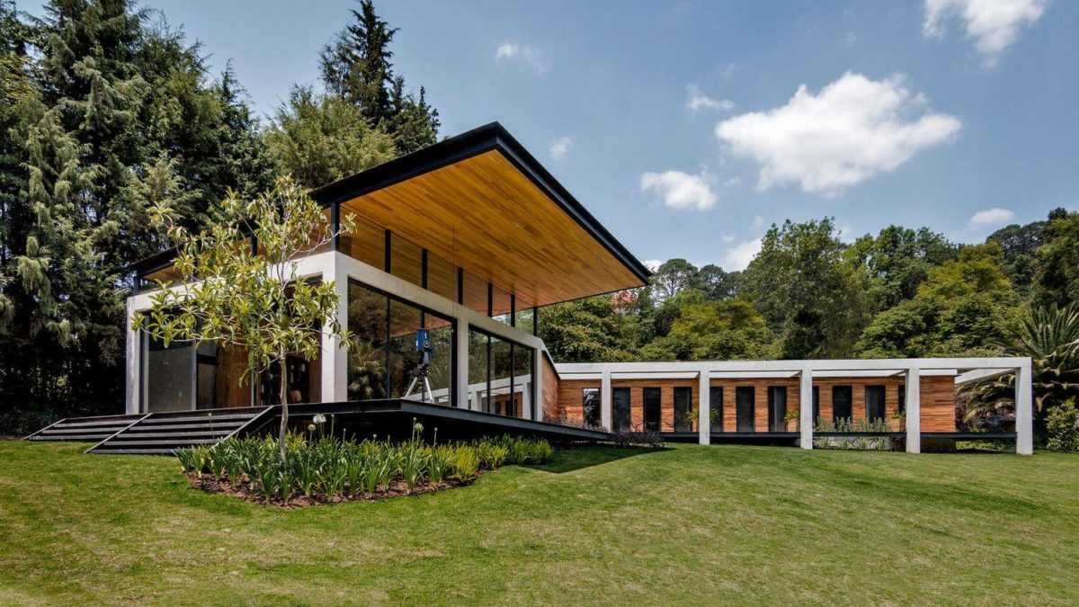 The SP Residence: A Beautiful Creation of Weber Arquitectos