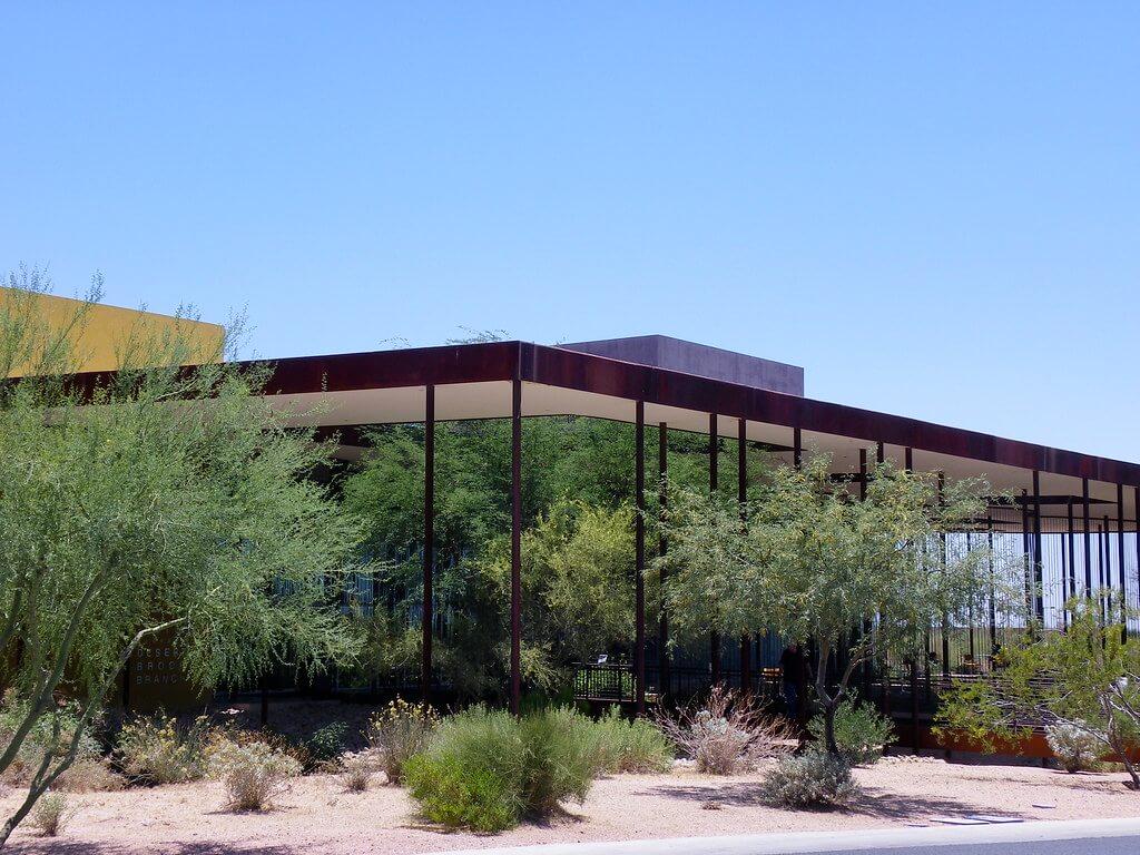 desert broom library