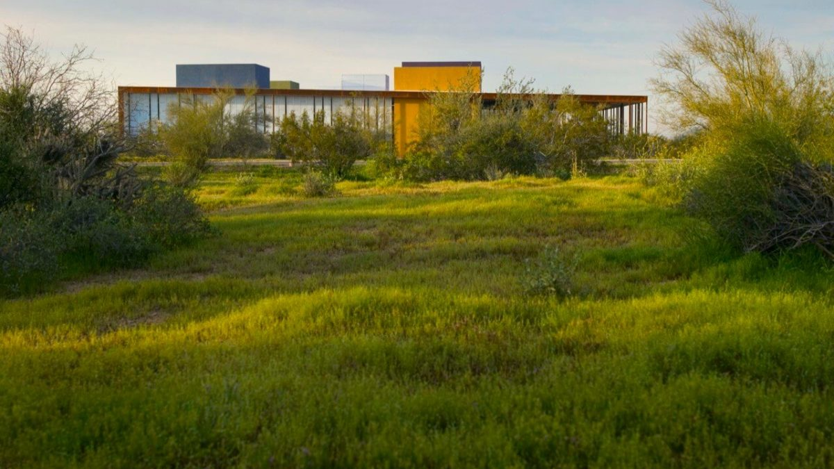 Desert Broom Library: A Modern-Day Athenaeum