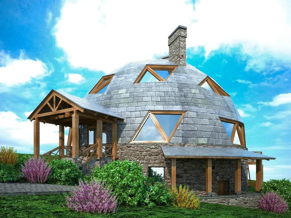 Dome/Round Houses