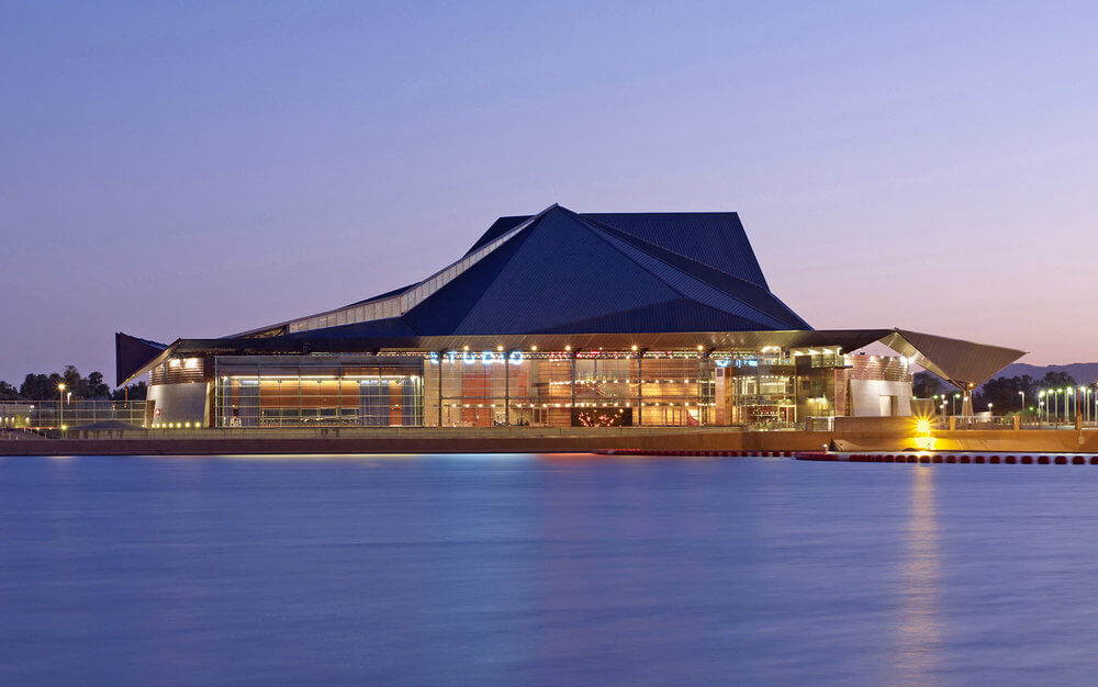 Tempe Center By Architekton: A Visual Art Center For Art And Music Lovers