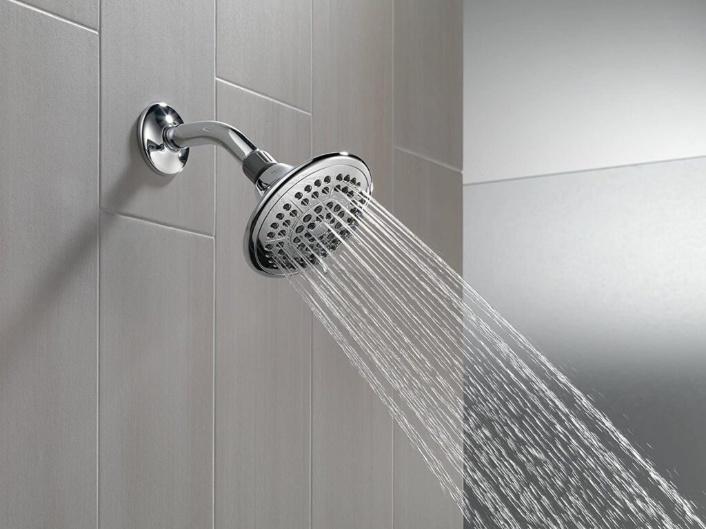 high pressure shower head