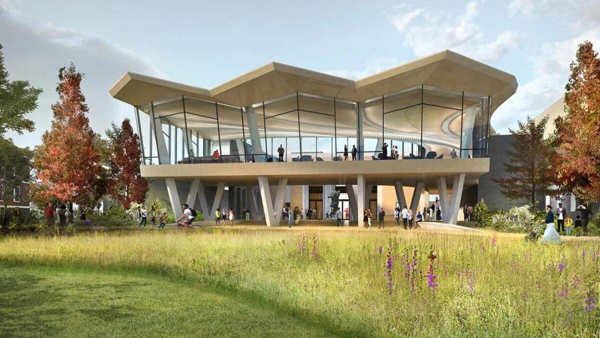 Studio Gang Reveals The Groundbreaking Designs For The Arkansas Arts Center