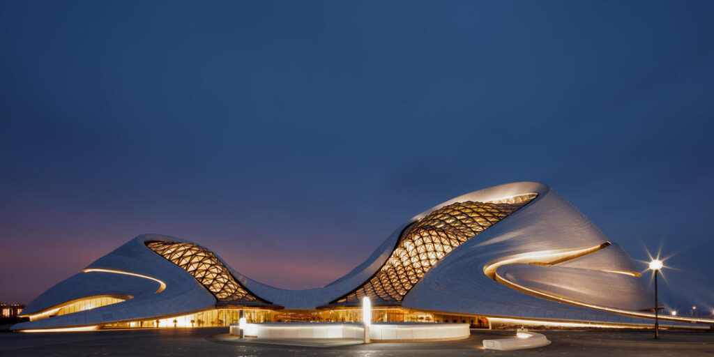 Harbin Opera House: Check Out This Amazing Piece Of Architecture By MAD Architects