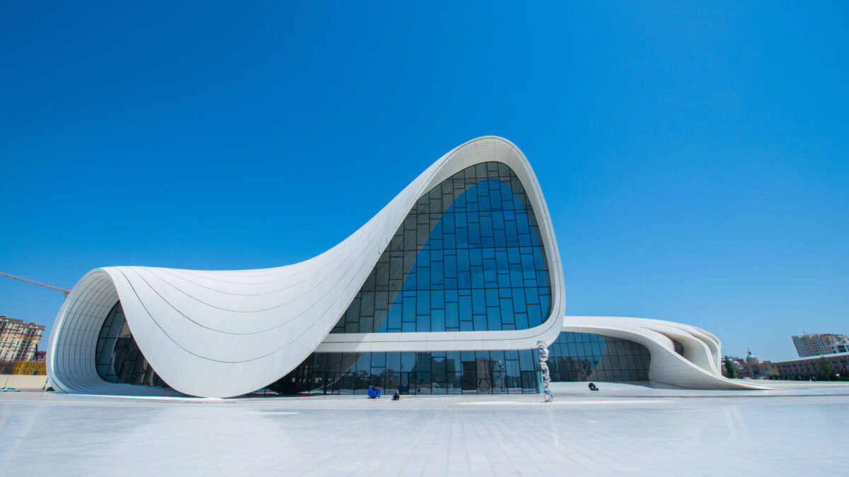 Heydar Aliyev Center: An Overview Of This Flowy Architecture