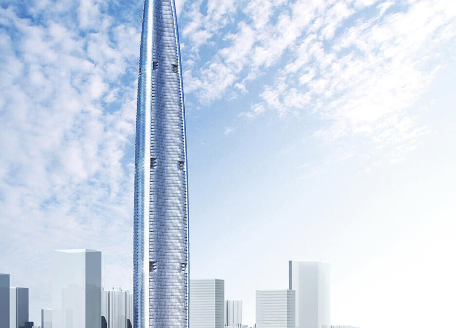 China's Mesmerizing Wuhan Greenland Center – An Incomplete Storey