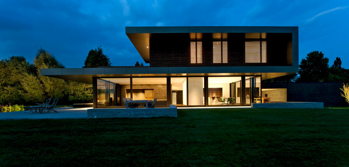 Remarkably Designed Home: The House P By Heiderich Architekten