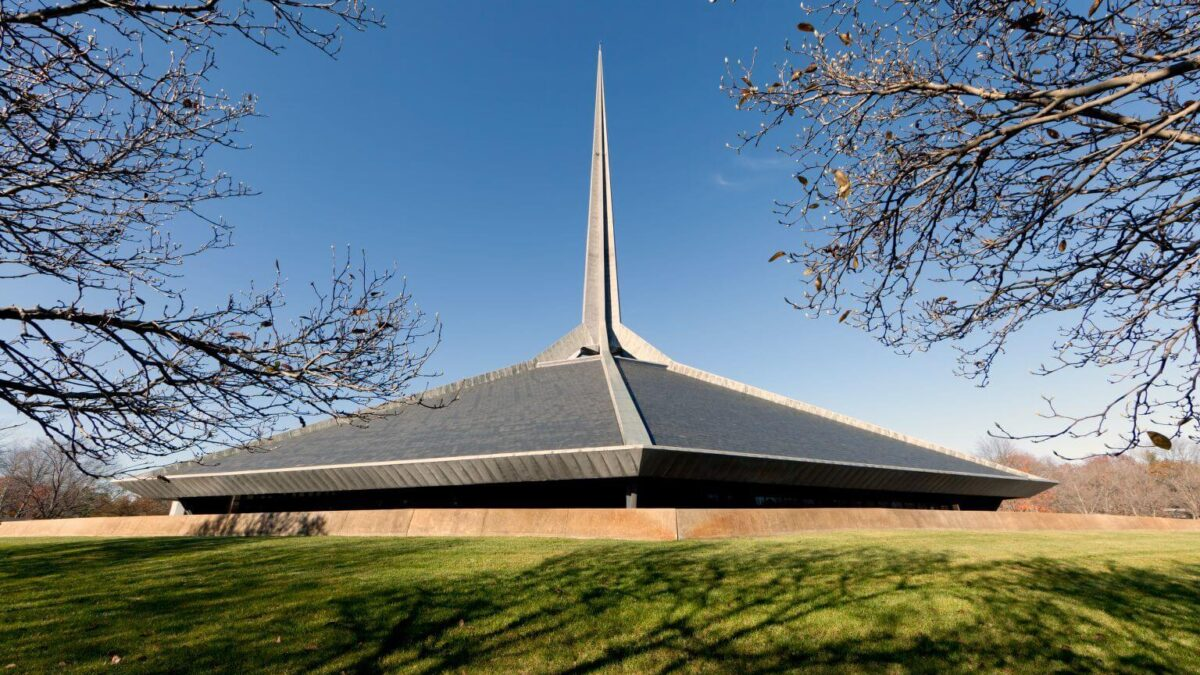 5 Best Modernist Buildings of Columbus Indiana: Check Them Out Today