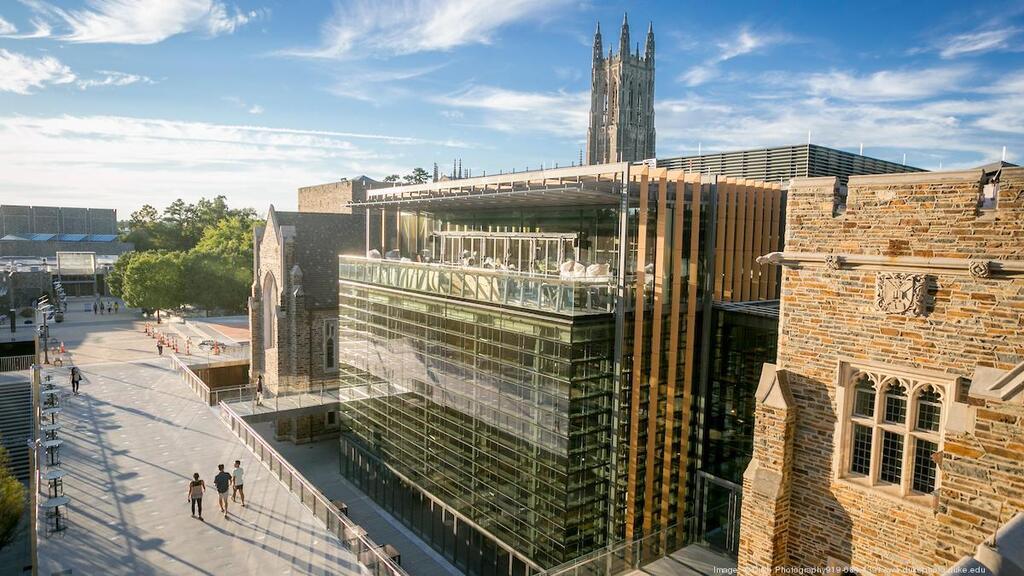West Union Building of Duke University: A Wonderful Architectural Identity