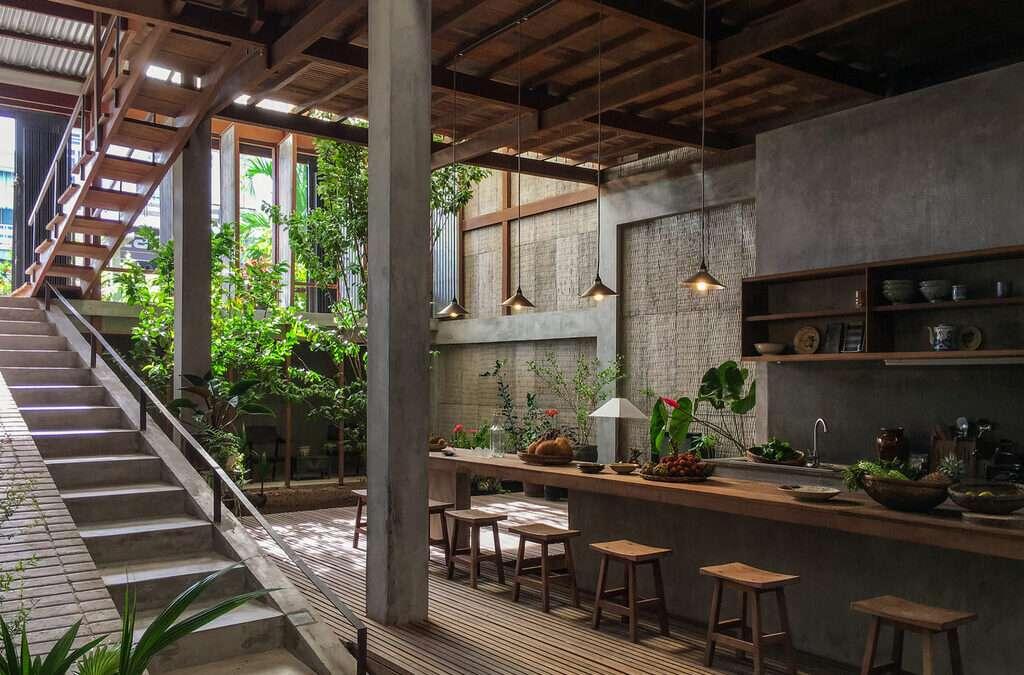 Renovation of House in Chau Doc – A Project by Nishizawa Architects