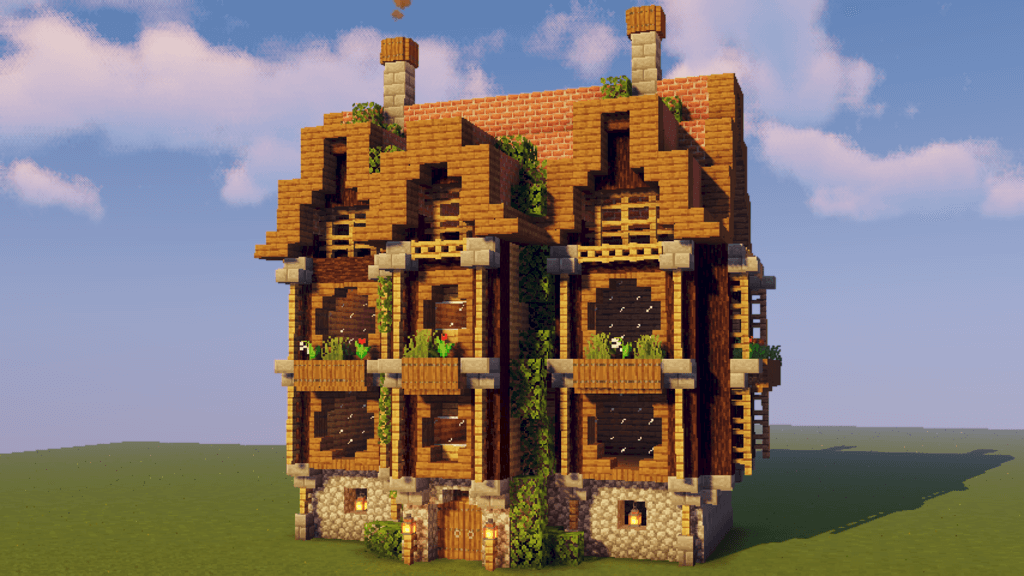 Cool Minecraft House Ideas – 9 Brilliant Inspirations to Build Your Dream Home
