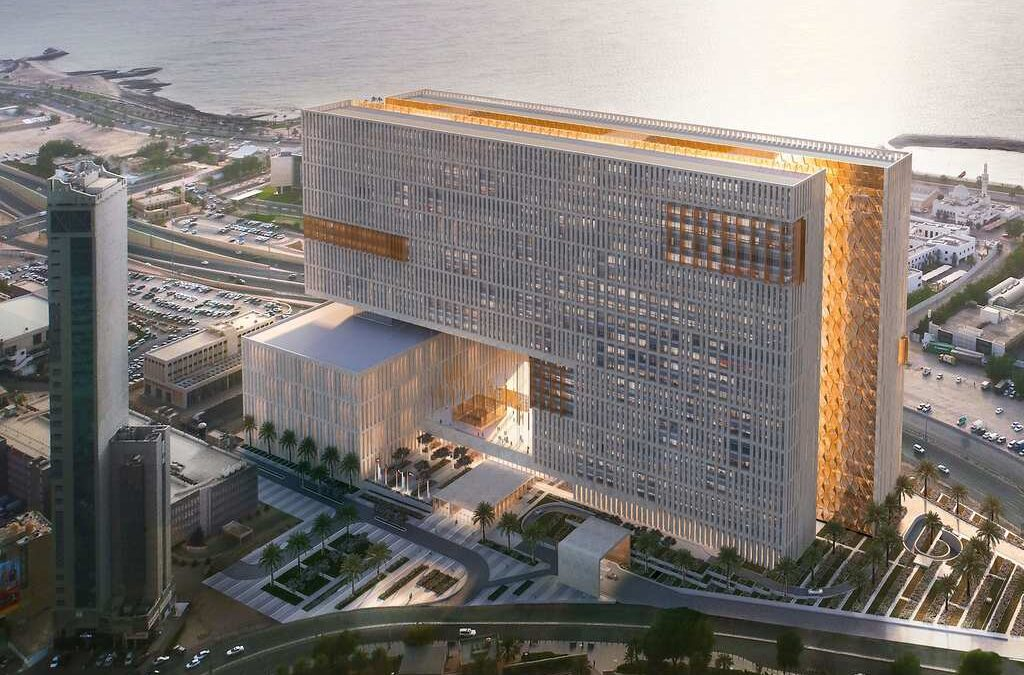 New Palace of Justice By PACE – Featuring Scales of Justice