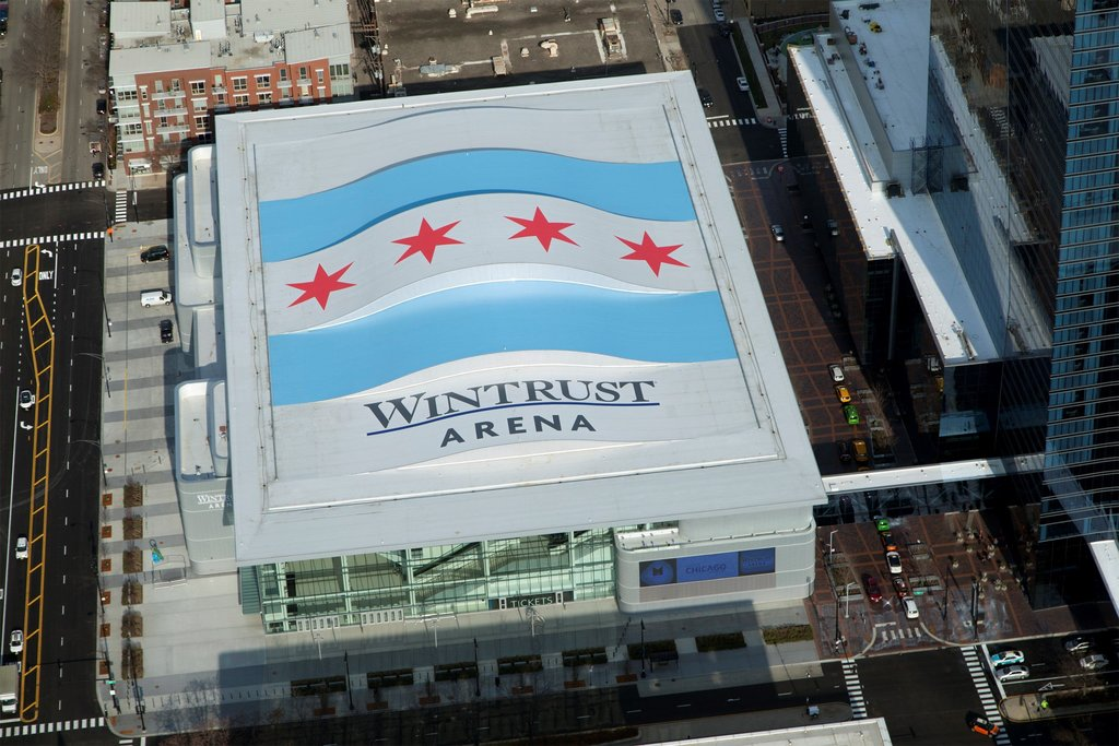 wintrust arena