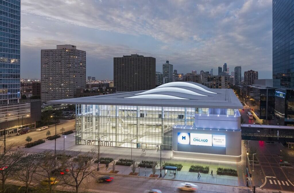 Wintrust Arena, Chicago: Get an Overview of This Amazing Structure