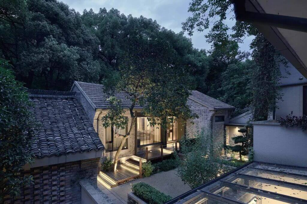 modern chinese architecture