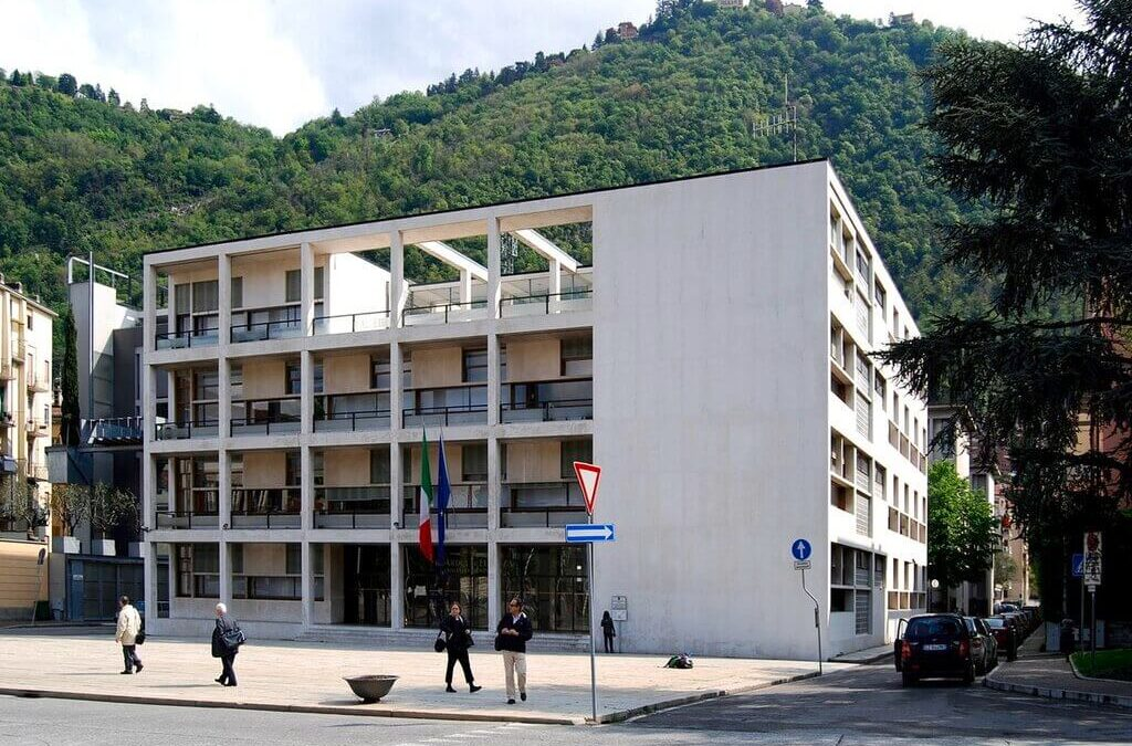 Casa Del Fascio: Incredible Architecture as an Expression of Political Ideology!