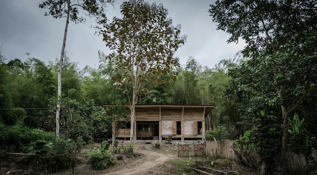 bamboo house design ideas