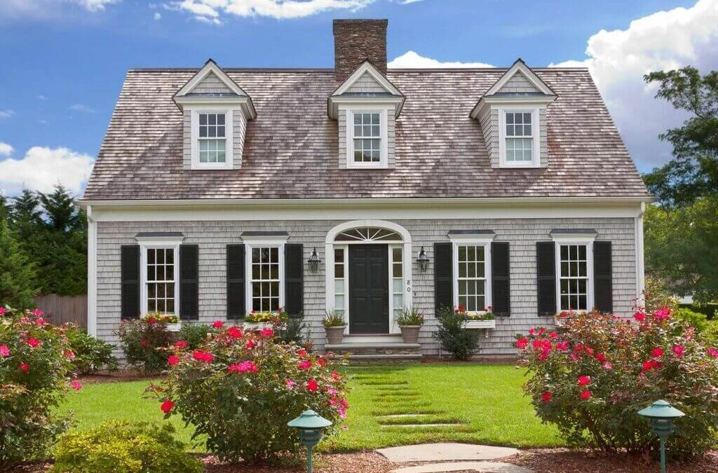 Cape Cod House: An Architectural Style of Simplicity and Elegance!