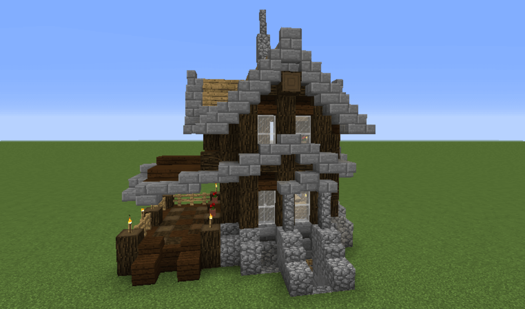 Minecraft Survival House: Get 7+ Exciting Ideas for You