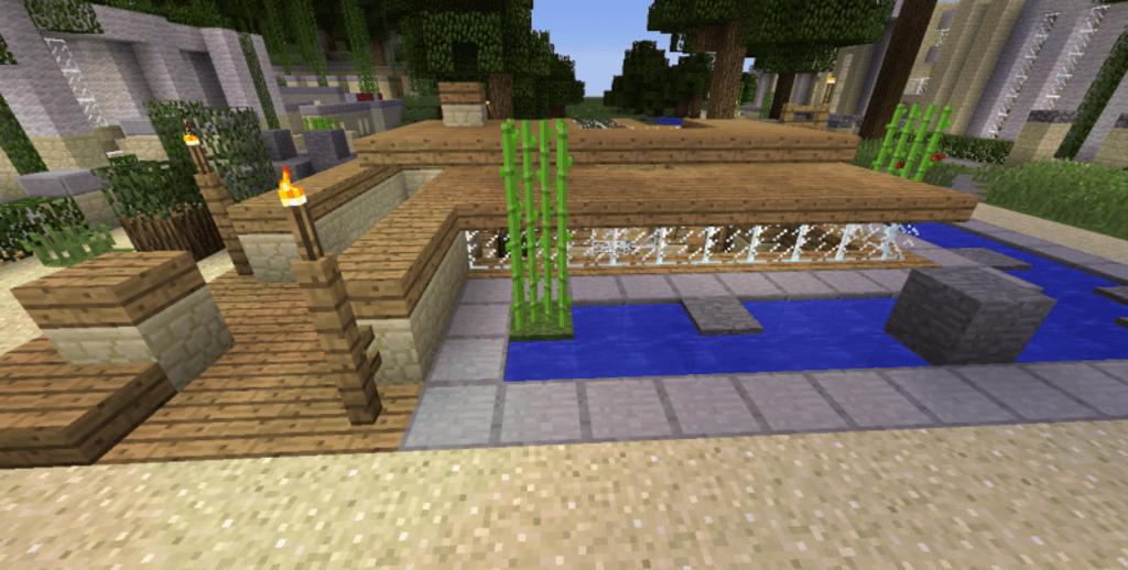 survival house minecraft