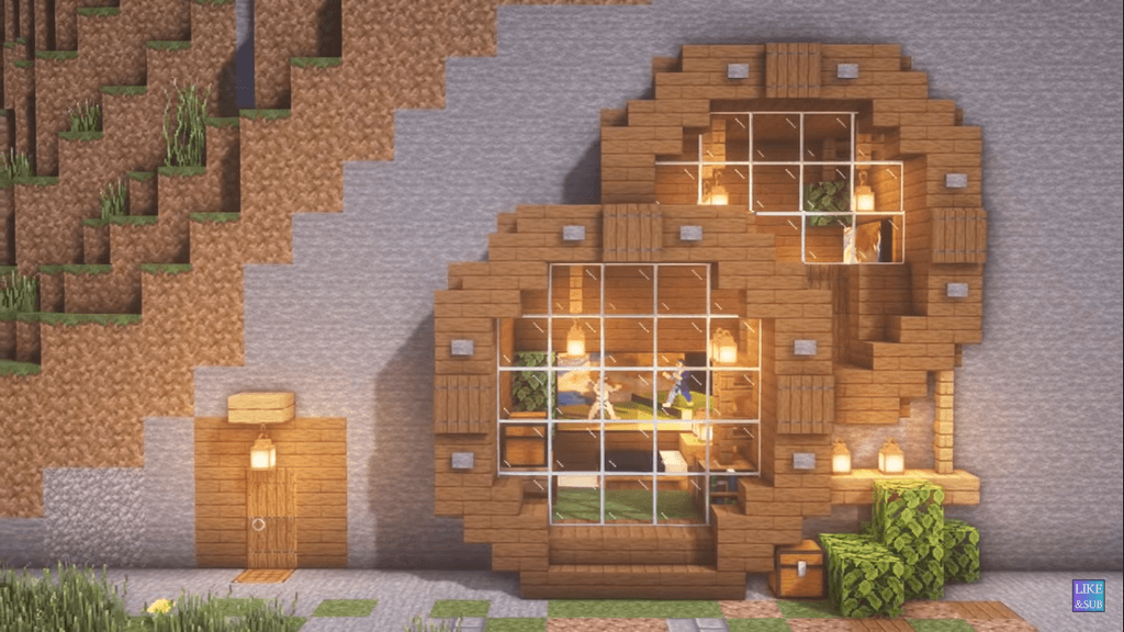 Featured image of post L Shaped Houses Minecraft