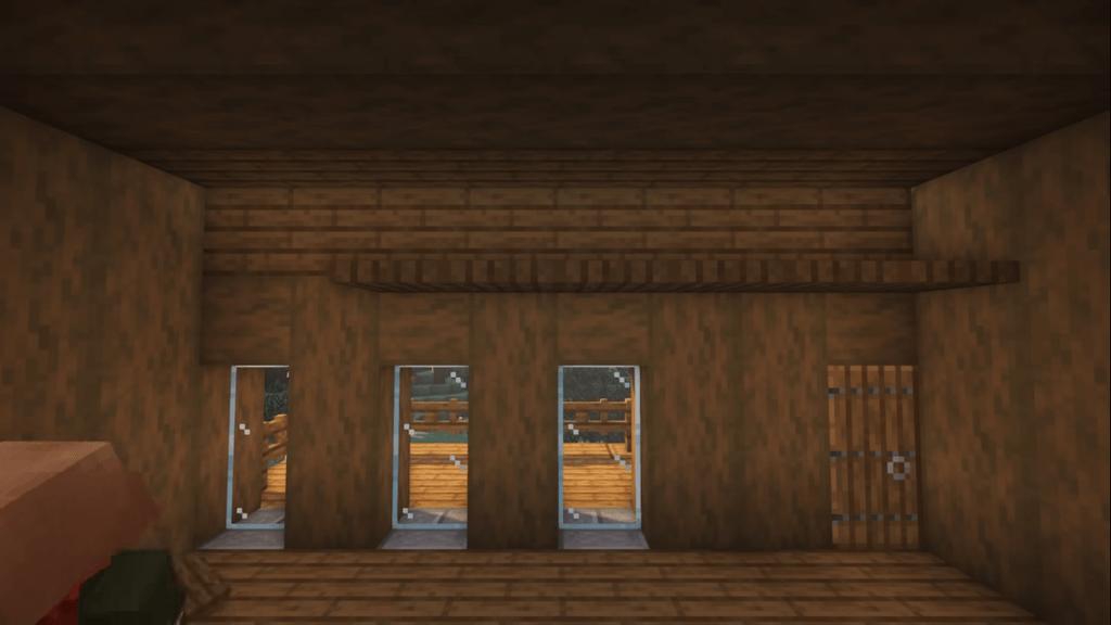 small minecraft house