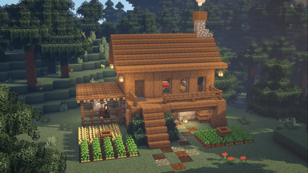 Small Minecraft House: The Ultimate Guide
