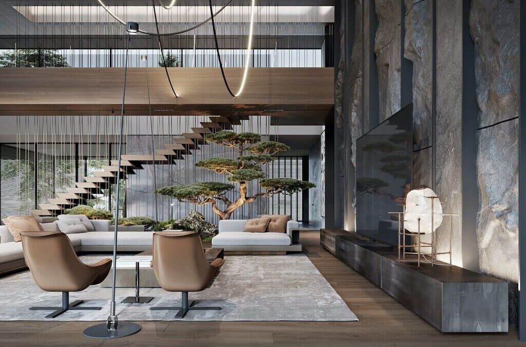 Luxurious & Modern Grosvenor House in Koncha-Zaspa!
