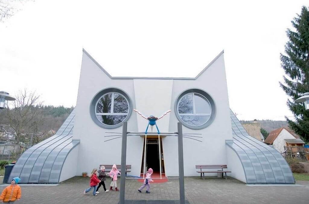 10 Most Bizarre & Unique Animal-Shaped Buildings in the World!