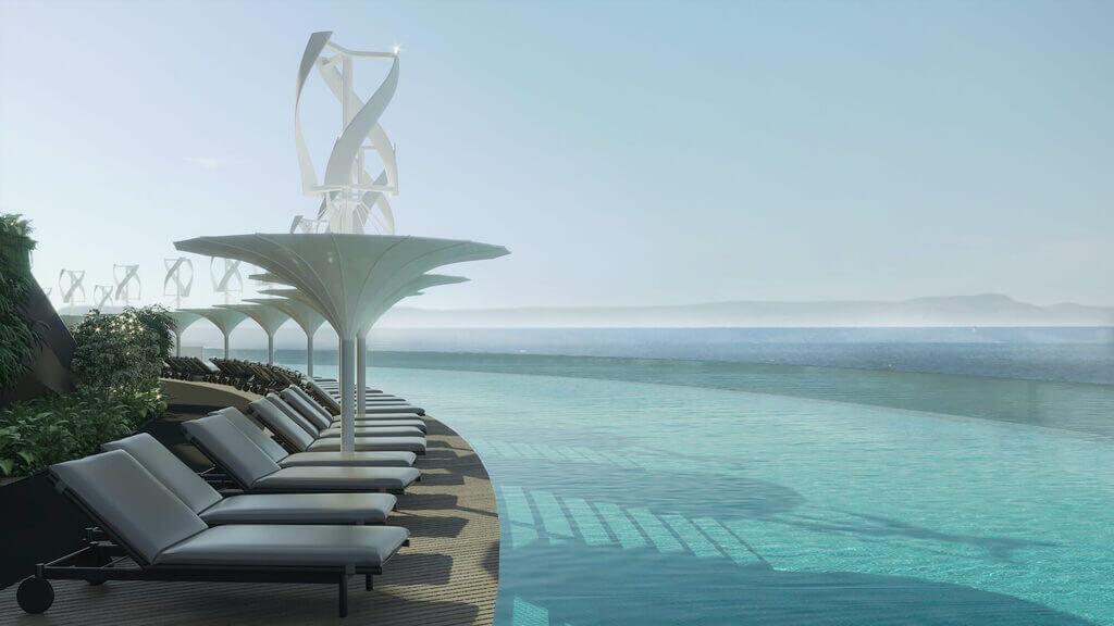 eco floating hotel qatar hayri atak