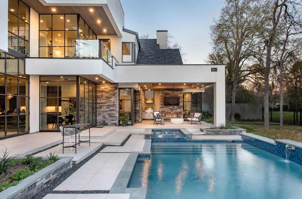 5 Inspiring Architecture and Decor Ideas for Luxury Homes