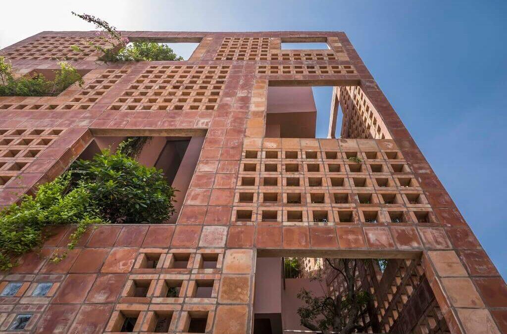 Bat Trang House By VTN Architects in Pottery Village, Vietnam!